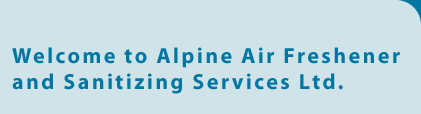 Welcome To Alpine Air Fresheners!